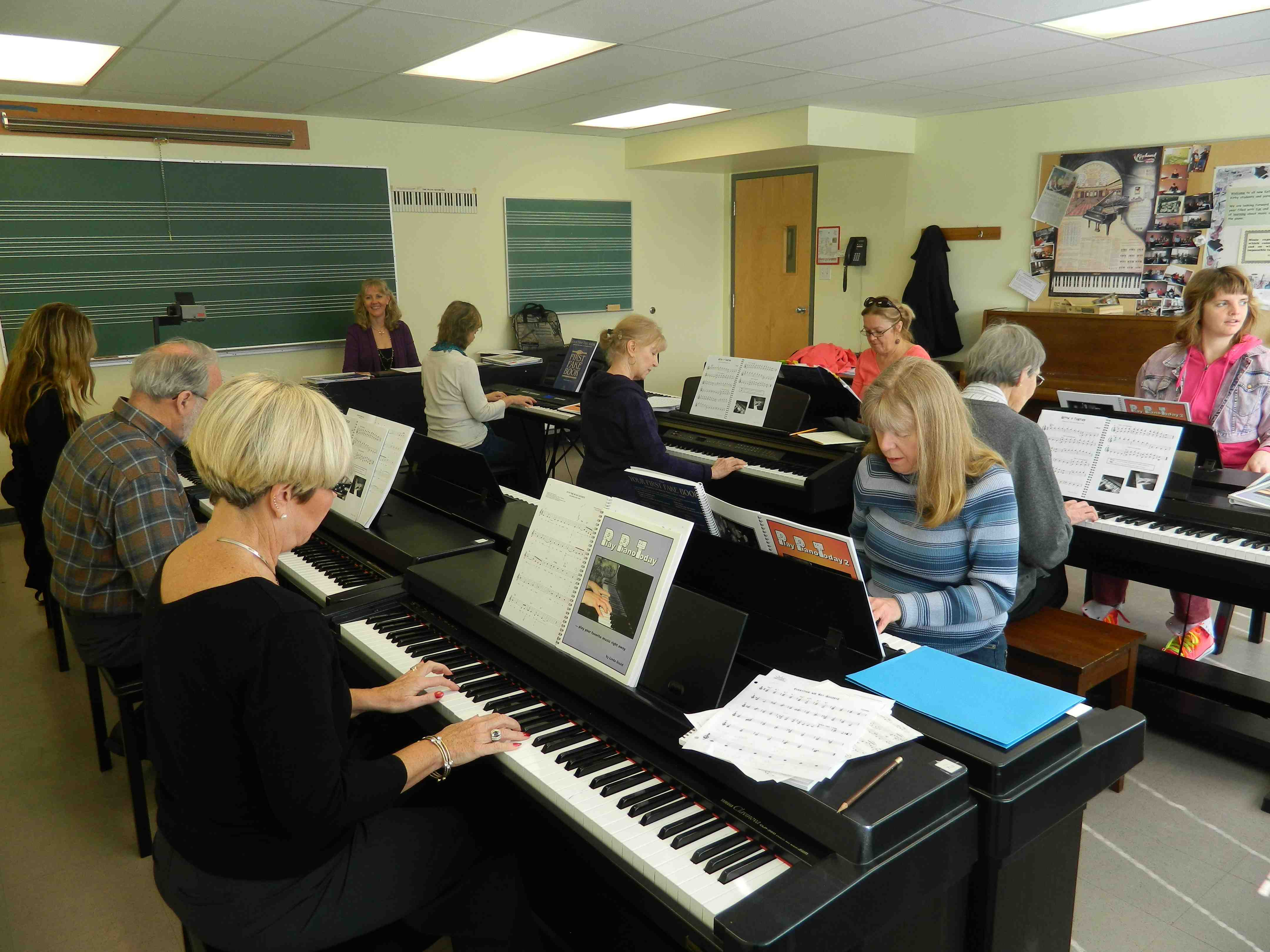 Christmas Piano Workshop - Linda Gould - Victoria Conservatory of Music   Victoria Conservatory ...