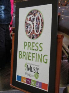 VCM Press Briefing