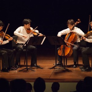 Noctis Quartet wins Silver Medal at Fischoff Competition