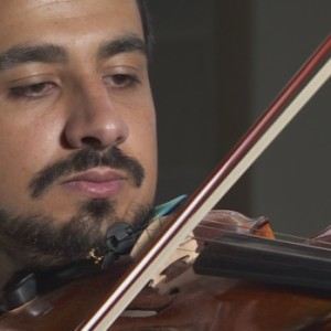 Syrian refugee revives musical career at the VCM